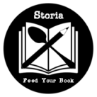 Feed Your Book - small black